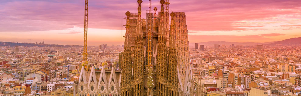 Best of Gaudi. Barcelona