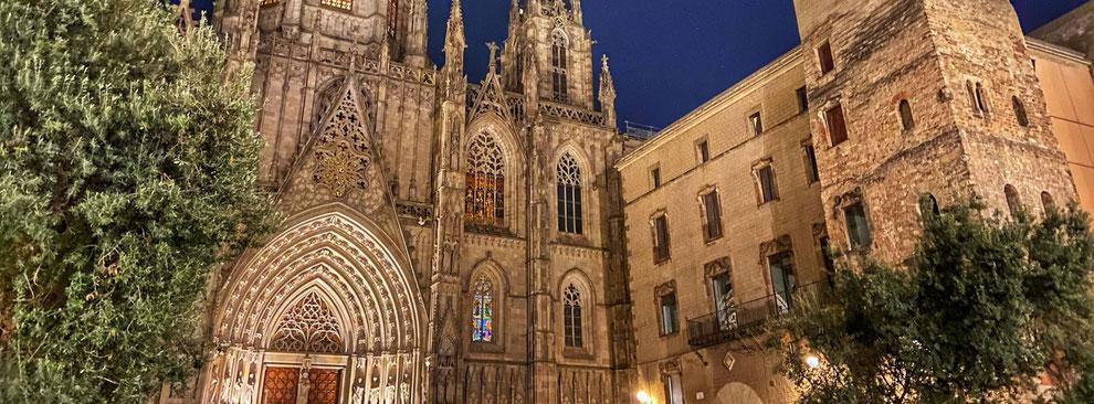 Tour Barrio Gótico. Barcelona