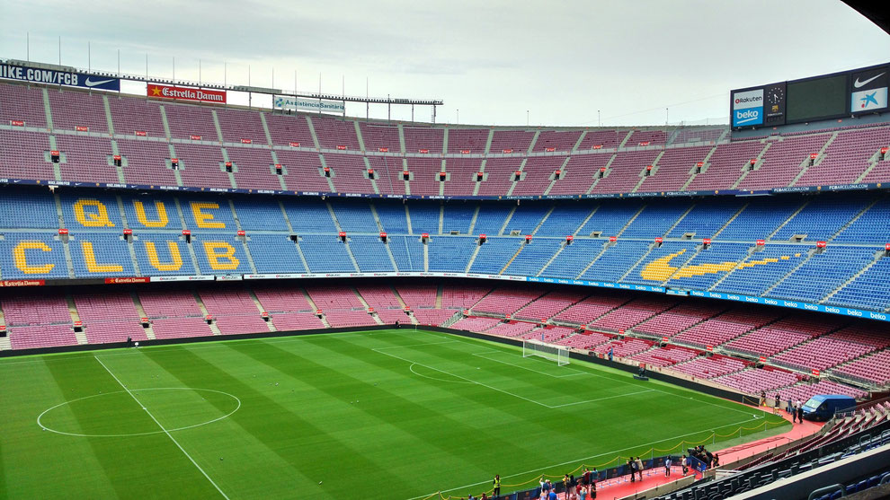 Camp Nou Esperienze