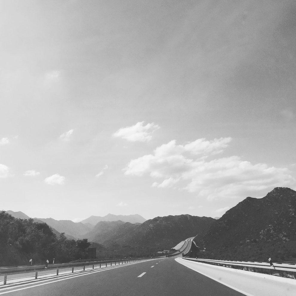 Unterwegs von Mali Ston nach Split