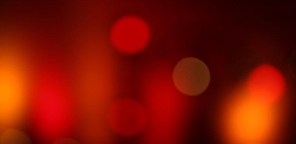 Farben für den Winter - gegen den WInterblues - Linienspiel