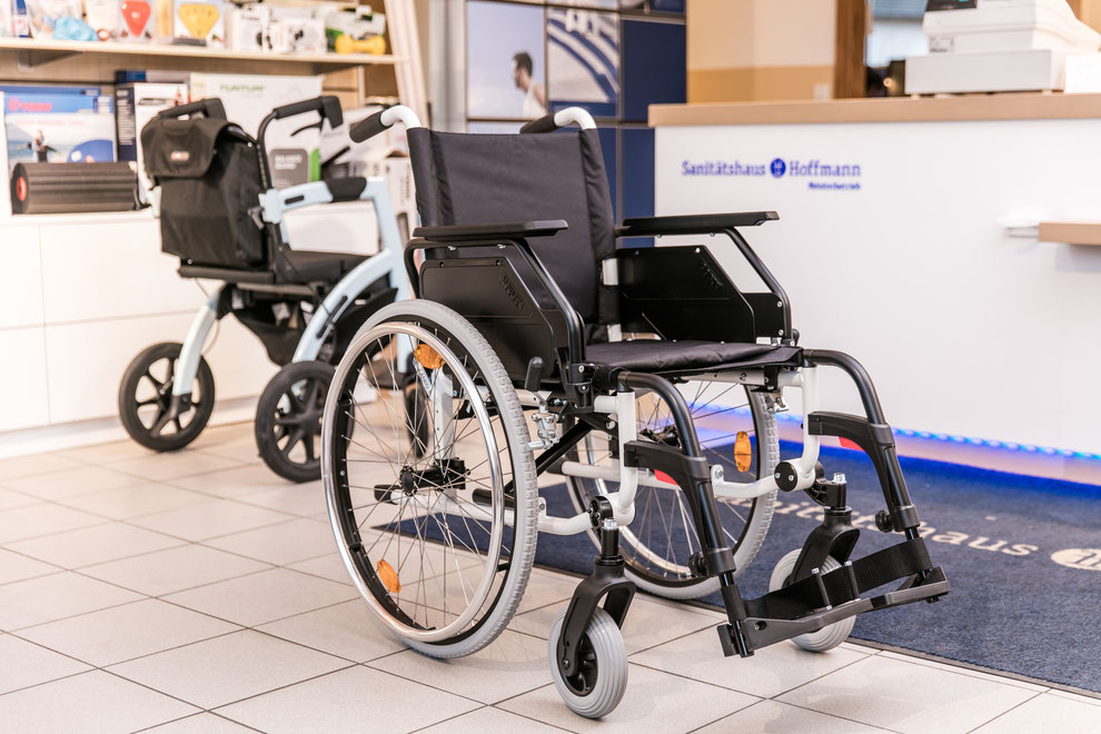 Rollstuhlverleih in Berlin: Rollstuhl leihen in Berlin Reinickendorf Frohnau
