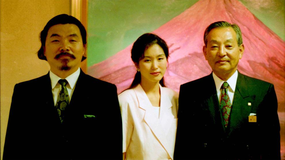 日本と韓国の親善 ジャン チョル ウク 招待展   仙台 藤沢 百貨店