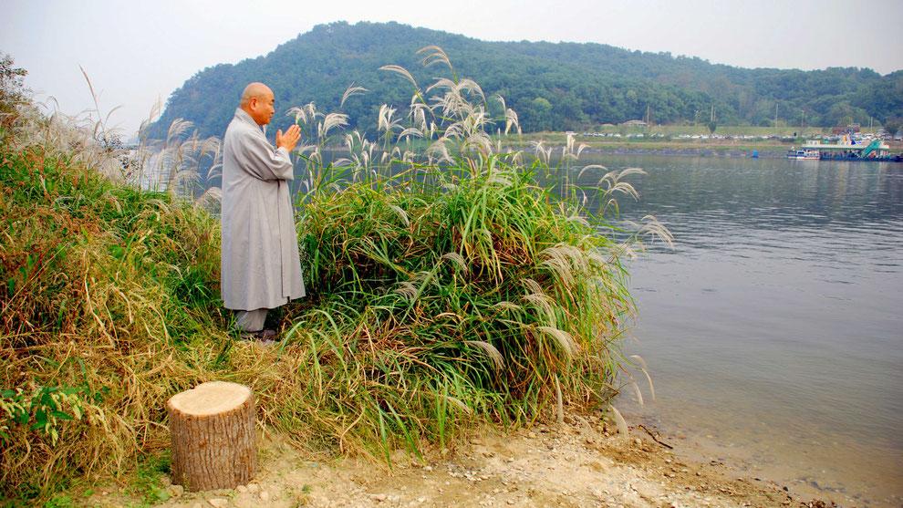 4  .   믿음미술관 의 참사랑    부여스님
