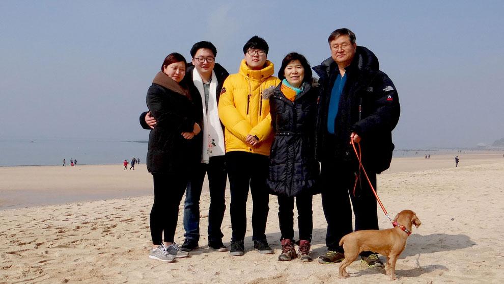 2  .   대천 참사랑 가족    김정조 선생