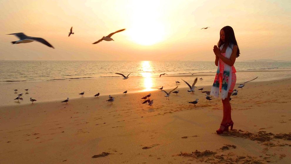 4  .   韓国の和合と真の平和統一を願っています
