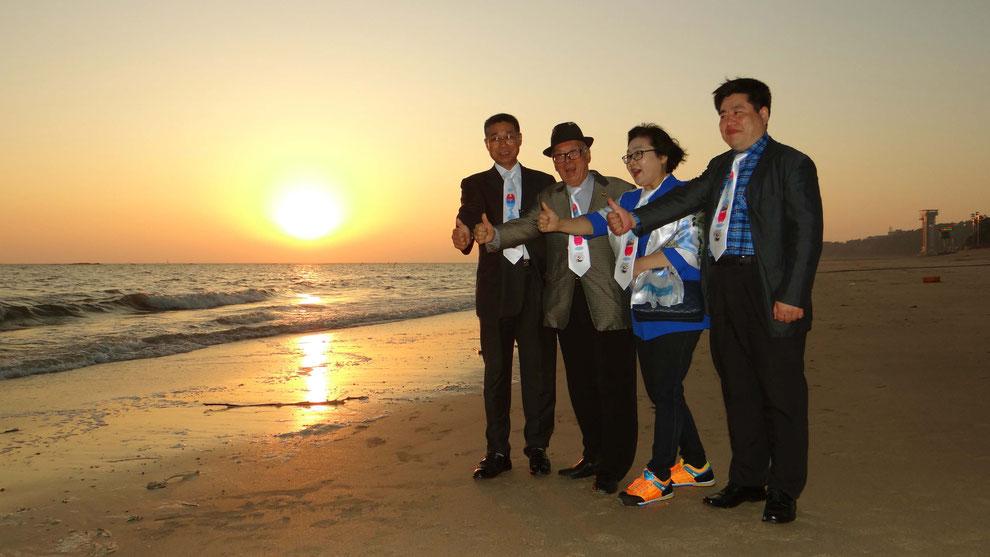 한국의 화합과 참평화통일     이영웅 선생