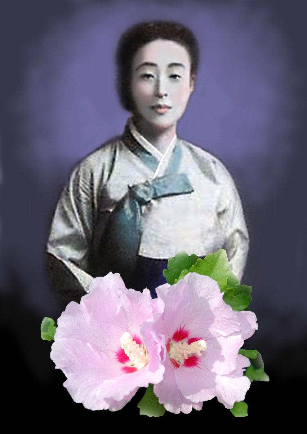 朝鮮王朝の最後の 王妃李方子女史