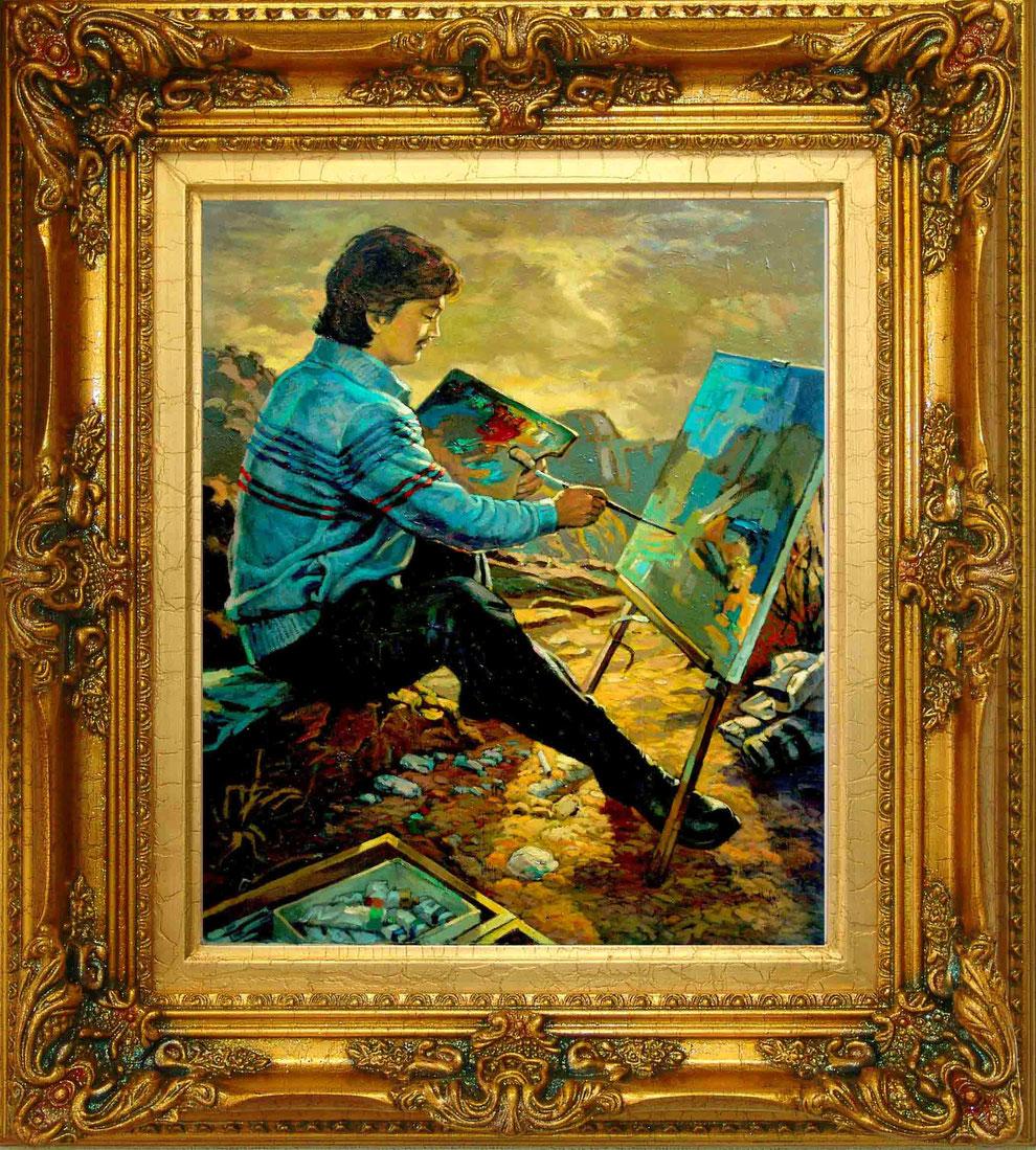 ARTIST.  JANG  CHIL-WOOK