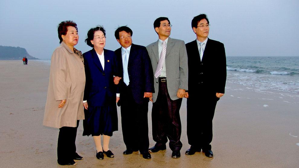 3  .   대천 참사랑 가족      송학교회