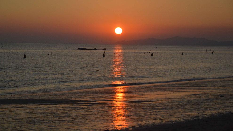 4  .   KOREA  DAE CHEON  한국 충청도 대천 해수욕장