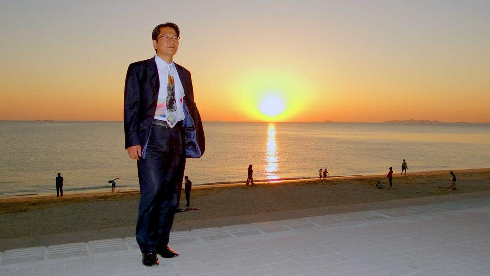 2  .   한국의 화합과 참평화통일      김상기 선생