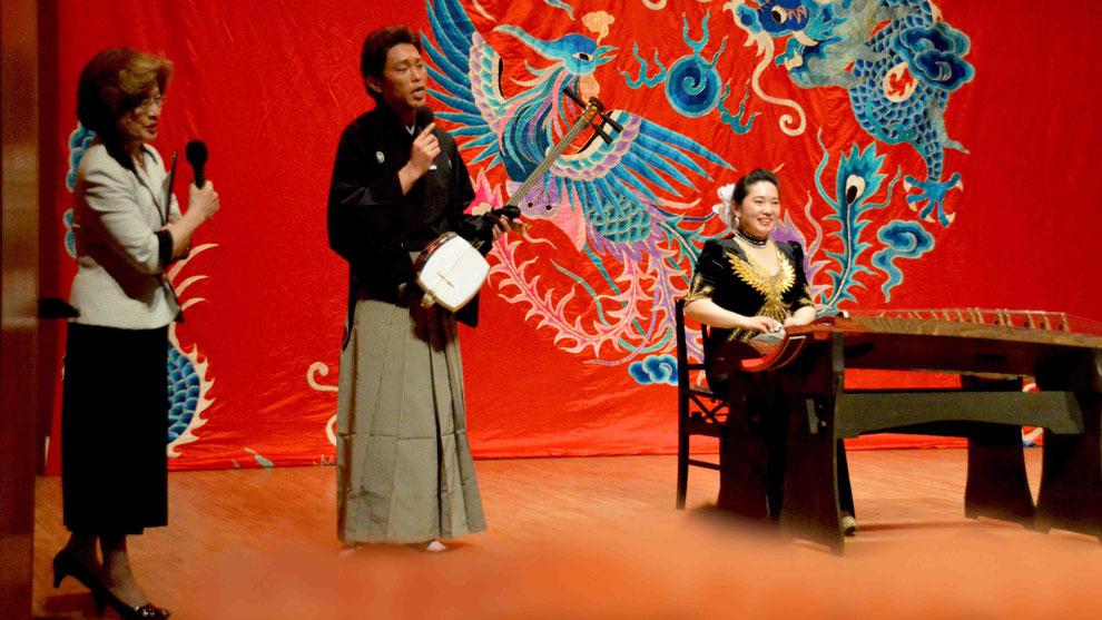 中国、韓国、日本の和合と親善