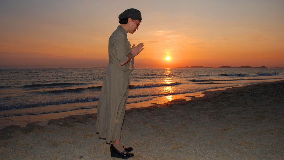 7  .   한국의 화합과 참평화 통일을 기원합니다
