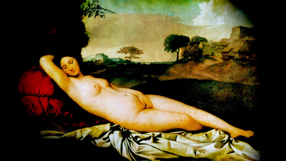 11  .   Nude artwork of the world