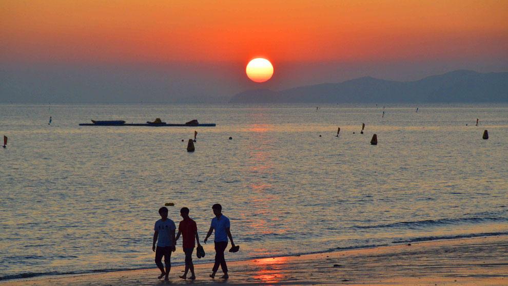 7  .   KOREA  DAE CHEON  한국 충청도 대천 해수욕장