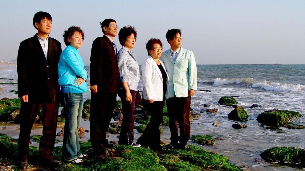 4  .   대천 참사랑 가족       송학교회