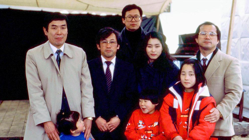 한국 동방문화봉사협회     충남 광천에서 봉사활동
