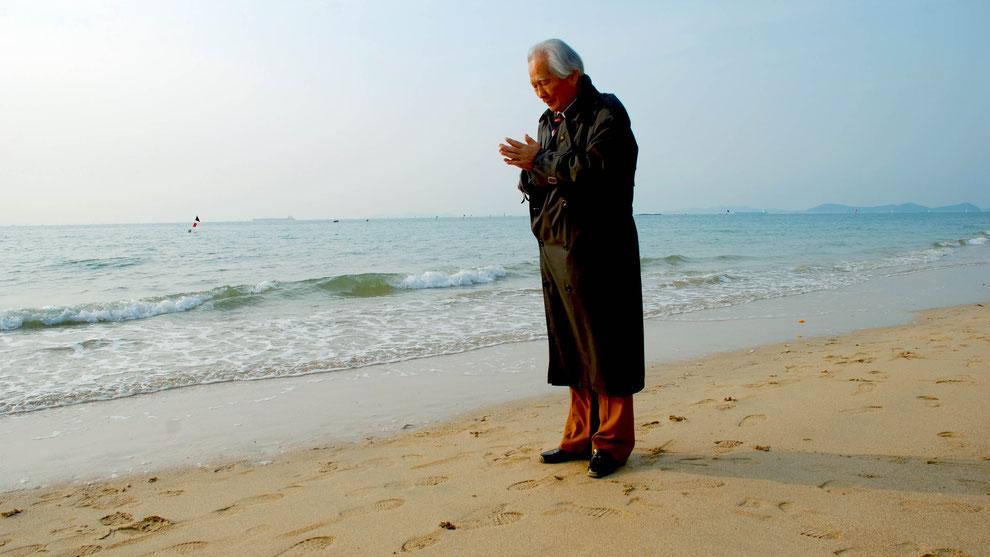 12  .   한국의 화합과 참평화 통일을 기원합니다