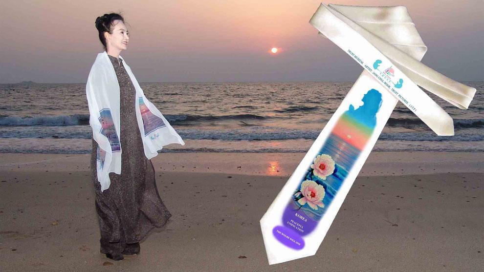 大川信じるの海