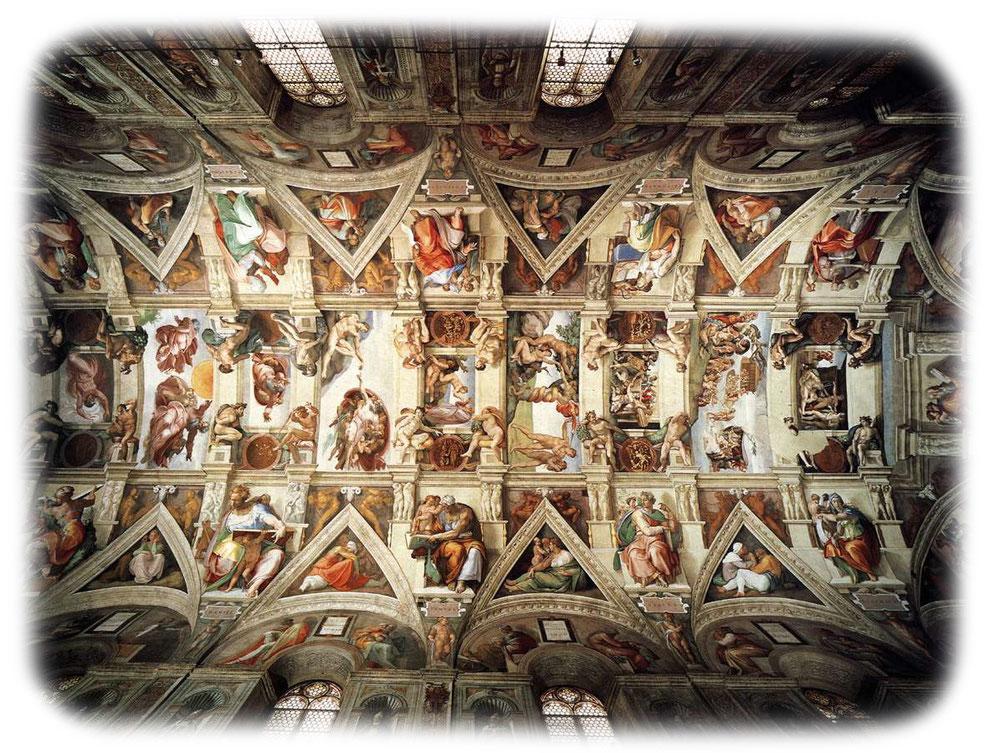 미켈란젤로 의 천지창조