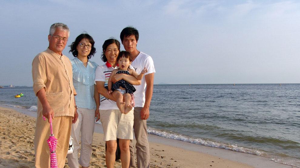 6  .   대천 참사랑 가족     문강도예 이성기 선생
