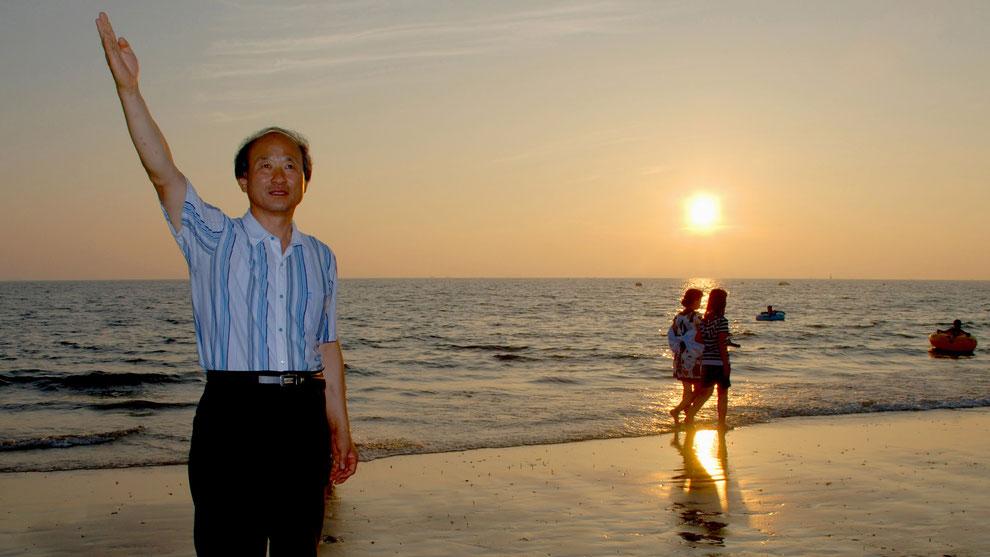 5  .   믿음미술관 의 참사랑  평화통일 운동인    안상열 선생