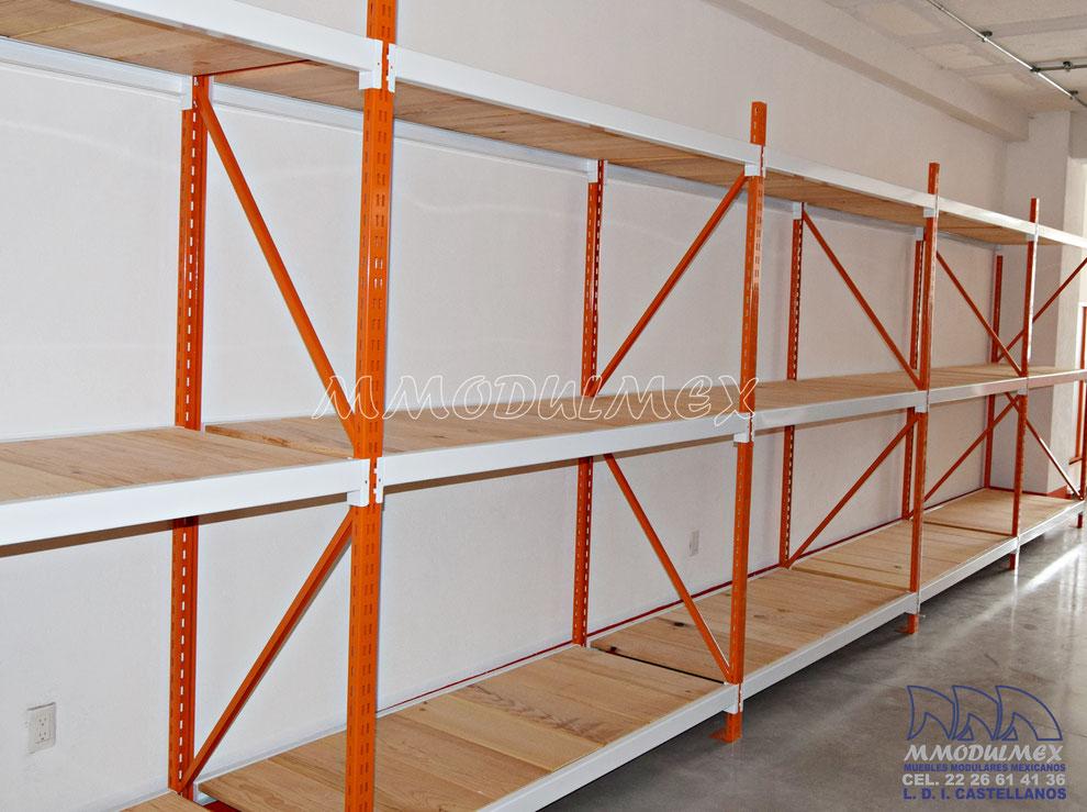 Rack de carga semipesada, racks de carga industrial, racks de carga pesada