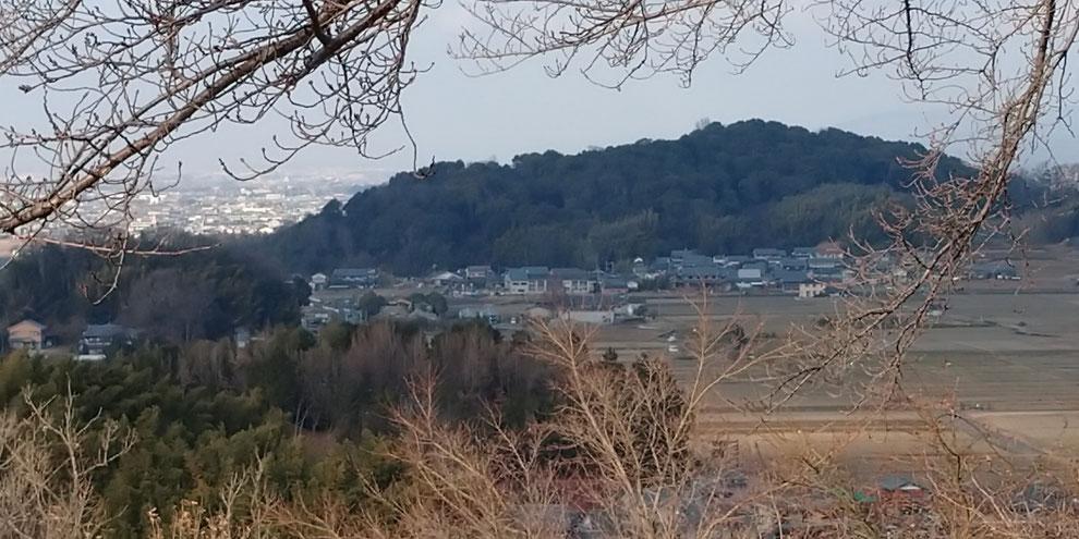 コロナ禍 国の安穏を祈願し大和三山に祈願 京都観光タクシー 永田信明
