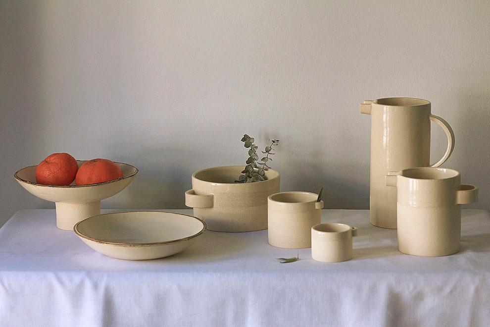 Die HOME Collection 2020 - Keramik von MALGA