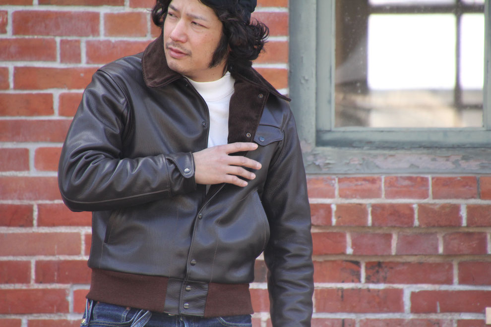 Spiral Original Leather Jacket