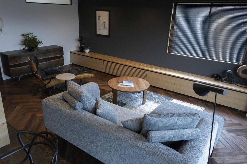 スタップ STAP  オーダーメイド 造り付け収納家具 マンション リノベーション