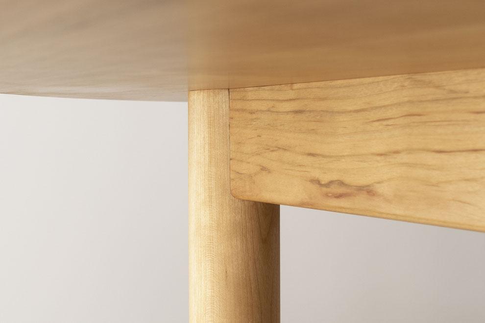 仙台 秋保 無垢家具 オーダー家具 テーブル ダイニングテーブル 家具 classosofurniture クラスコファニチャー