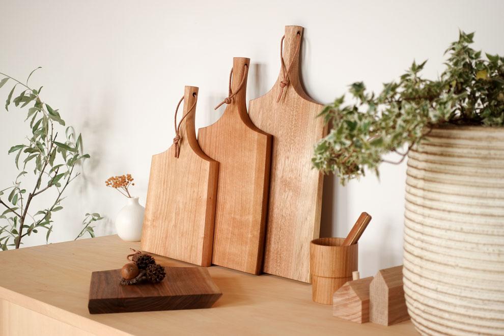 クラスコファニチャー オリジナル家具 カッティングボード   無垢材 オイル仕上げ
