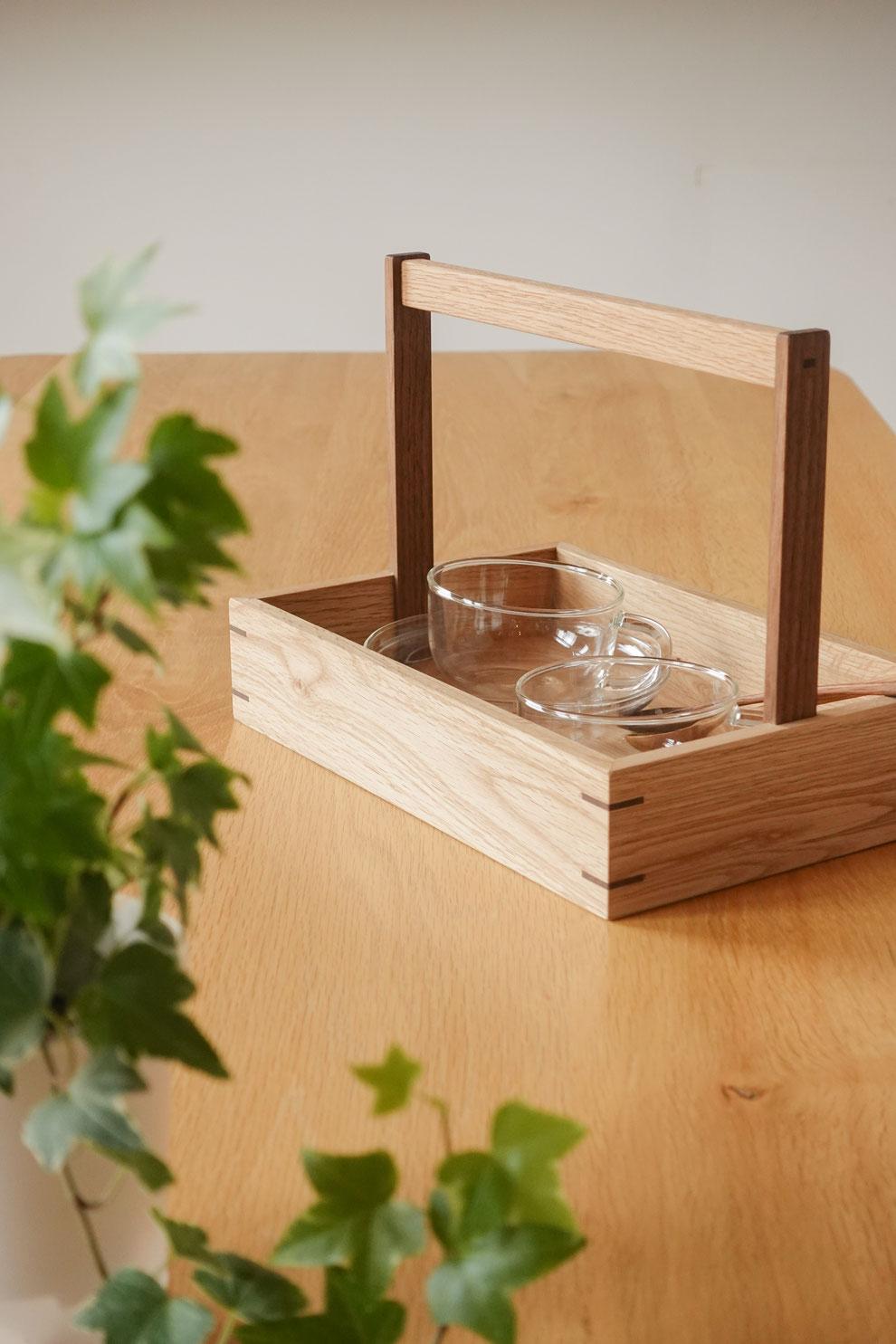 クラスコファニチャー オリジナル家具 オカモチ  無垢材 オイル仕上げ