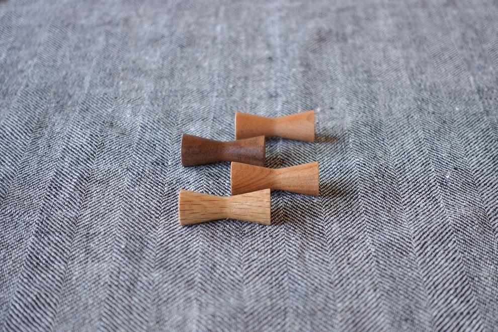 クラスコファニチャー オリジナル家具 箸置き  無垢材 オイル仕上げ