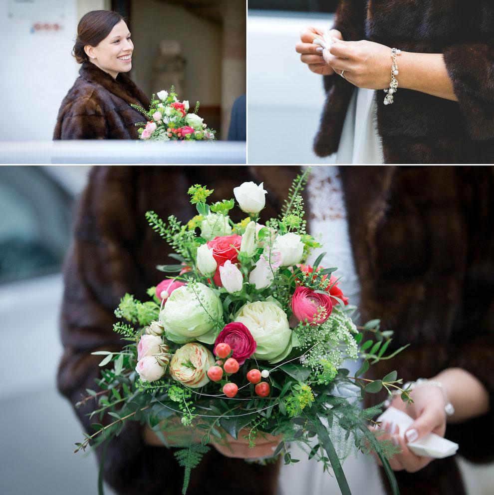 Winterhochzeit, Hochzeit Februar
