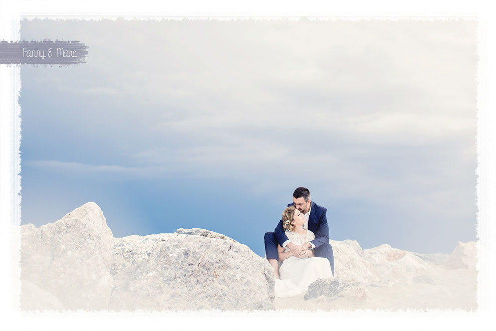 day after trash the dress photographe mariage perpignan 66 - Photographe Mariage Perpignan
