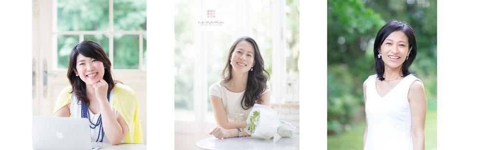 プロフィール写真撮影東京神奈川女性向けプロカメラマン