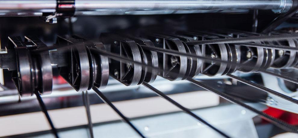 String Pin Pinsetter Sehr geringe Unterhaltskosten | Sehr hohe Energieeffizienz | Sehr leise | Schnellstes Aufstellen - Pinsetting - Pinspotting der Pins - Kegel in der Branche  DUCKPIN Social