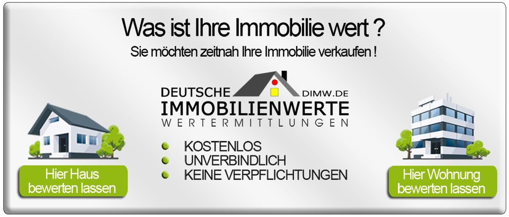 KOSTENLOSE IMMOBILIENWERTERMITTLUNG HERZEBROCK-CLARHOLZ IMMOBILIENBEWERTUNG VERKEHRSWERTERMITTLUNG IMMOBILIE BEWERTEN LASSEN RICHTWERT MARKTWERT