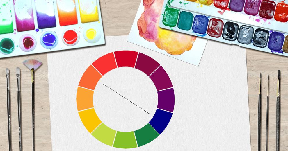 Die Richtige Farbwahl für das eigene Webdesign | Blogbeitrag by Giangrasso Webdesign! Webdesign, Marketing, Seo und Jimdo Expert aus Karlsruhe und Umgebung!
