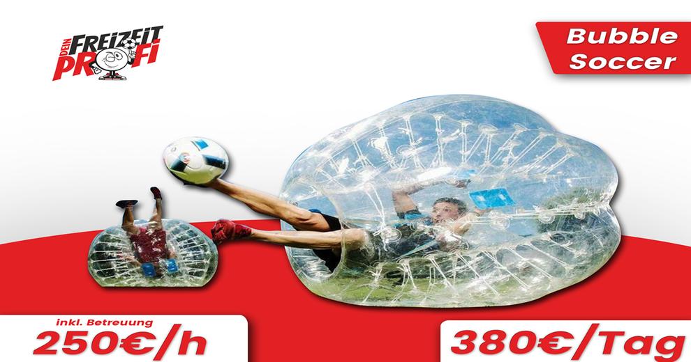 Dein Freizietprofi - Möckmühl ist deine Eventagentur für Spaß & Action! Entdecke Jetzt unsere Eventmodule & Hüpfburgen - Bubble Soccer