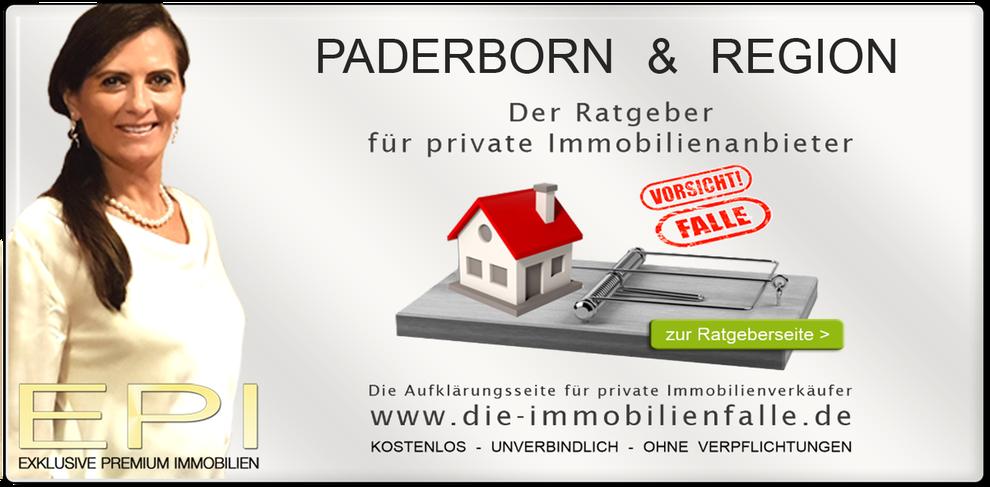 k01 IMMOBILIENFALLE PADERBORN IMMOFALLE PRIVATER IMMOBILIENVERKAUF TRICKS GEFAHREN TIPPS PRVAT IMMOBILIE VERKAUFEN