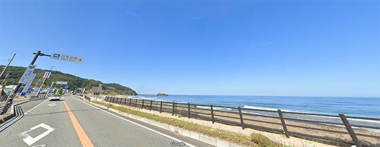 関西でおすすめの海水浴場5選 ④:【大阪から高速で約3時間】鳥取県鳥取市:白兎海水浴場