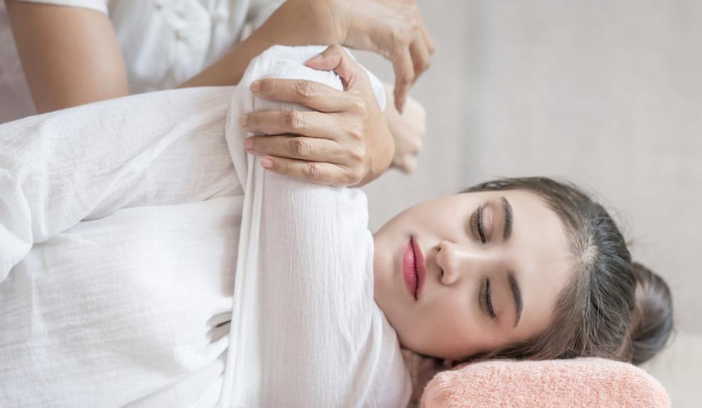 Thai-Massage, Prana, Marmapunkte, Thaimassage-basel