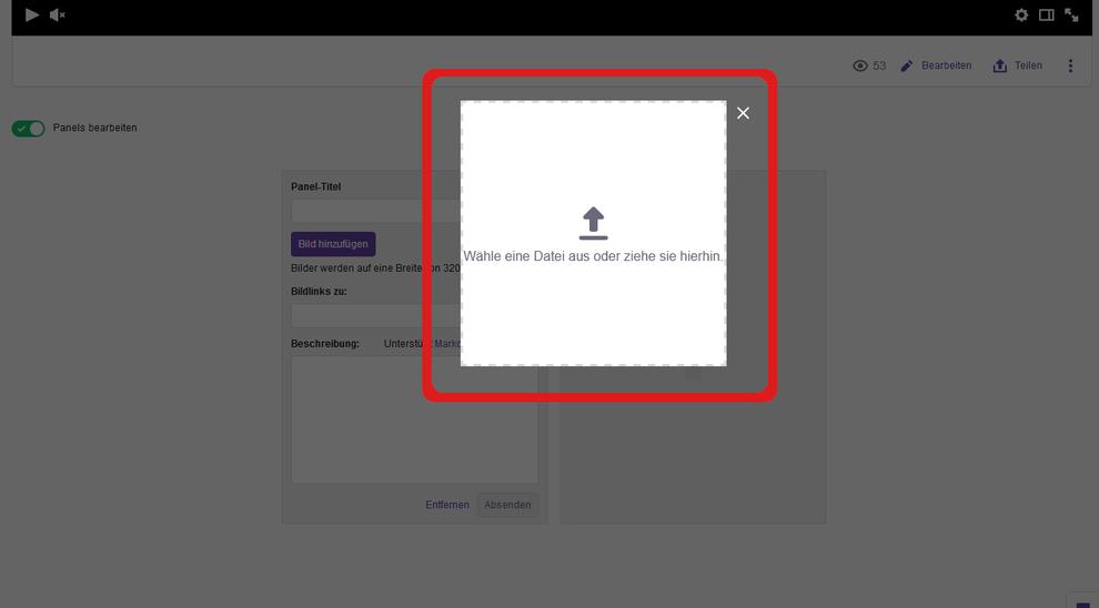 Tutorial Twitch Panels hinzufügen oder bearbeiten