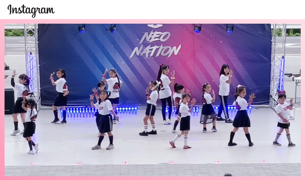 NEO NATION ところざわサクラタウン ダンスイベント参加画像
