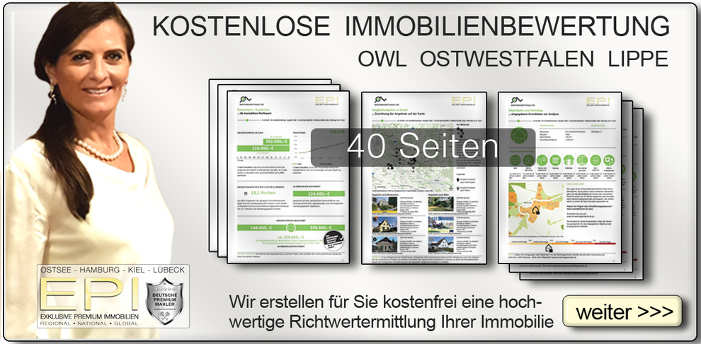 66  IMMOBILIENMAKLER OWL OSTWESTFALEN LIPPE KOSTENLOSE  IMMOBILIENBEWERTUNG