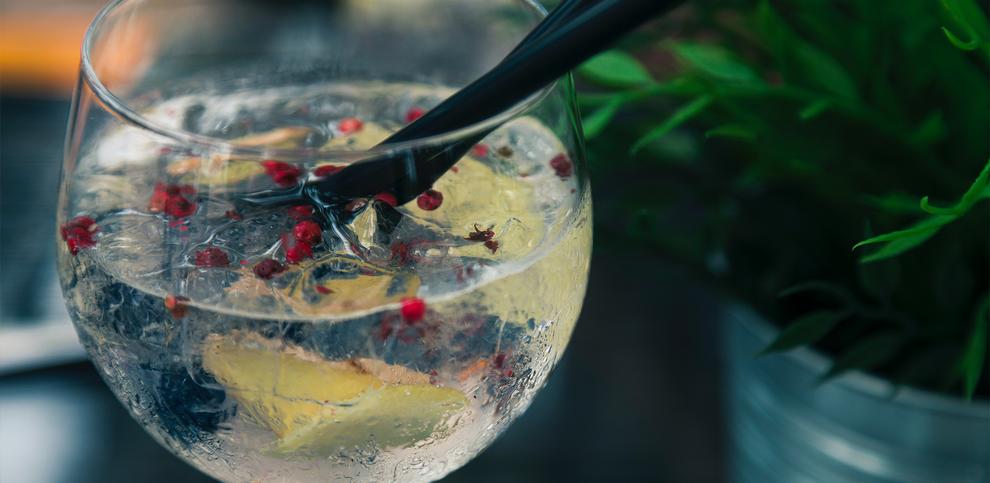 Verschiedene Gin von verschiedenen Herstellern aus Österreich und Südtirol bei Prime Spirits